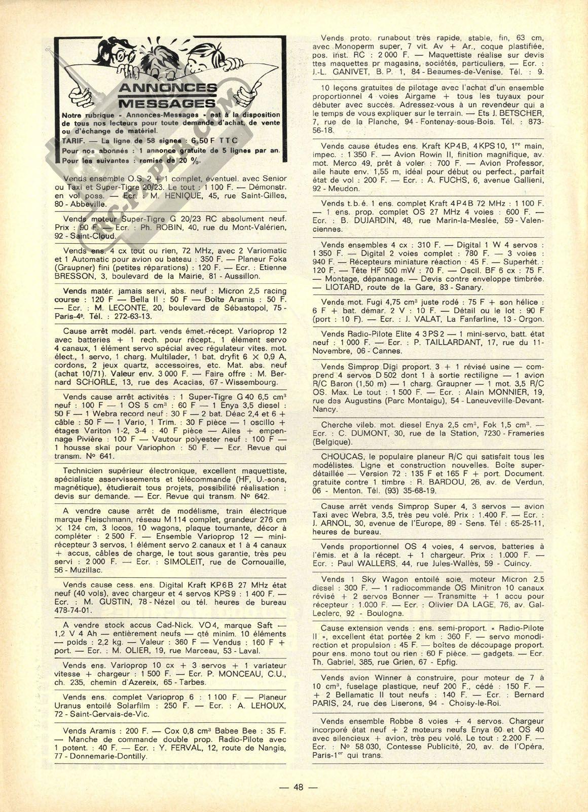 Index Of Scanshdrevuesrevradiomodelismerevradiomodelisme 0064